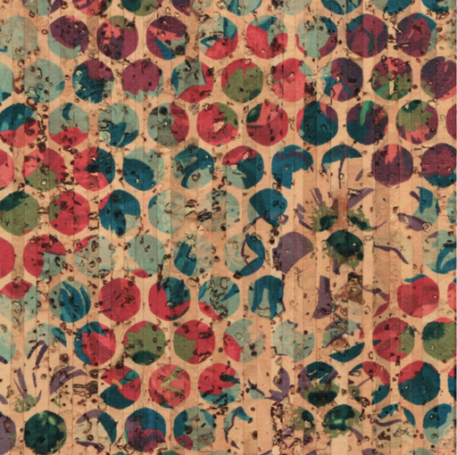 Pro Gold Flecked Grunge Floral Dot 5 yards - The Modern Quilting Company