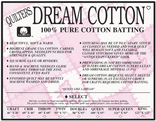 Natural Cotton Select MIDLOFT - The Modern Quilting Company