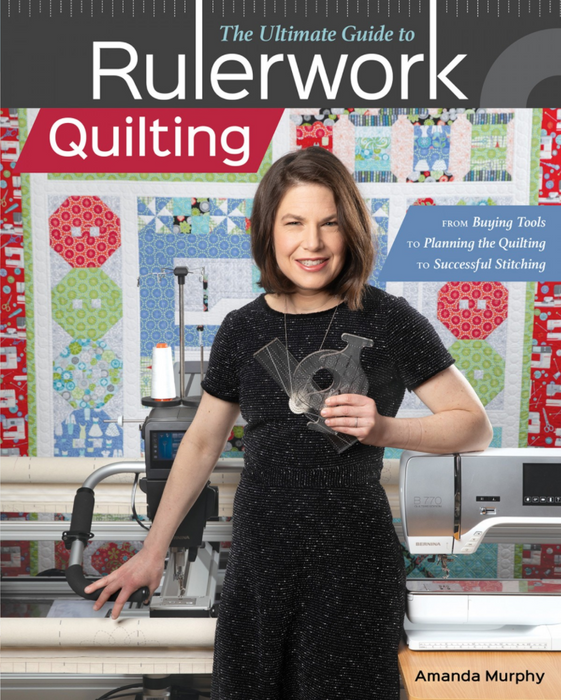 The Ultimate Guide to Rulerwork Quilting - The Modern Quilting Company