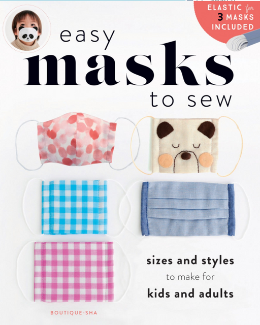 Easy Masks to Sew - The Modern Quilting Company