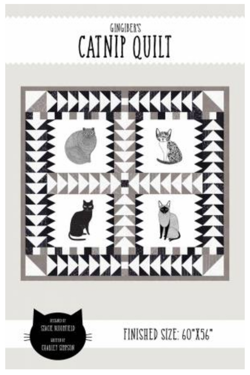 Catnip Quilt Pattern - The Modern Quilting Company