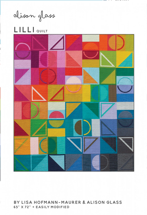 Lilli Quilt - The Modern Quilting Company