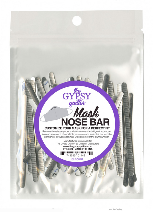 The Gypsy Quilter Mask Bar 100ct - The Modern Quilting Company