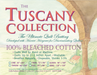 Batting Tuscany Unbleached Cotton 60in x 60in Throw - The Modern Quilting Company
