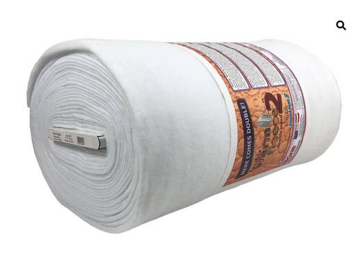 Fusible Warm Fleece 2 – 45″ x 20 Yard Bolt - The Modern Quilting Company