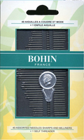 Bohin Milliners & Sharps Hand Needle Assortment