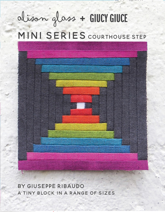 Mini Series Courthouse Steps - The Modern Quilting Company