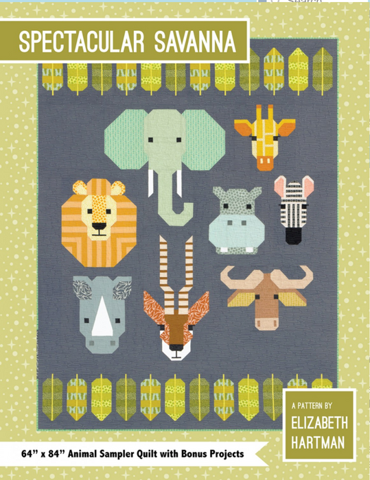 Spectacular Savanna - The Modern Quilting Company