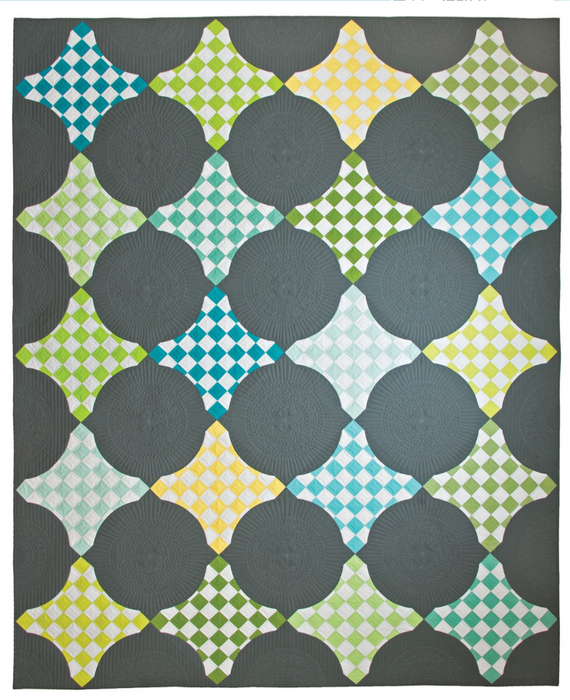 Contemporary Curved Quilts - The Modern Quilting Company