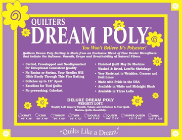 Dream Poly Deluxe (Weighty Loft)