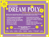 Dream Poly Deluxe (Weighty Loft) - The Modern Quilting Company