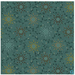 Teal Prairie Vine 108in Wide Backing - The Modern Quilting Company
