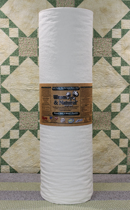 Warm & Natural Rolls - The Modern Quilting Company