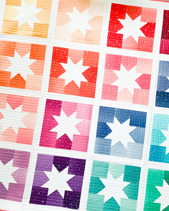 Joyful Stars by Cotton + Joy - The Modern Quilting Company