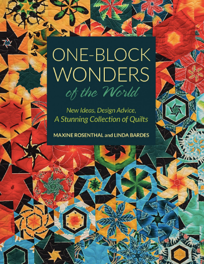 One-Block Wonders of the World - Softcover - The Modern Quilting Company
