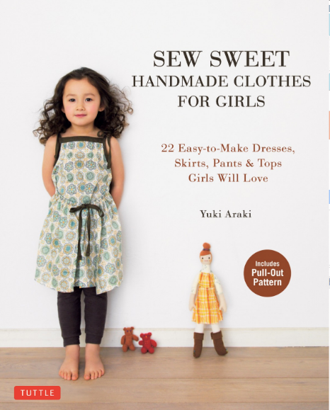 Sew Sweet Handmade Clothes for Girls - The Modern Quilting Company