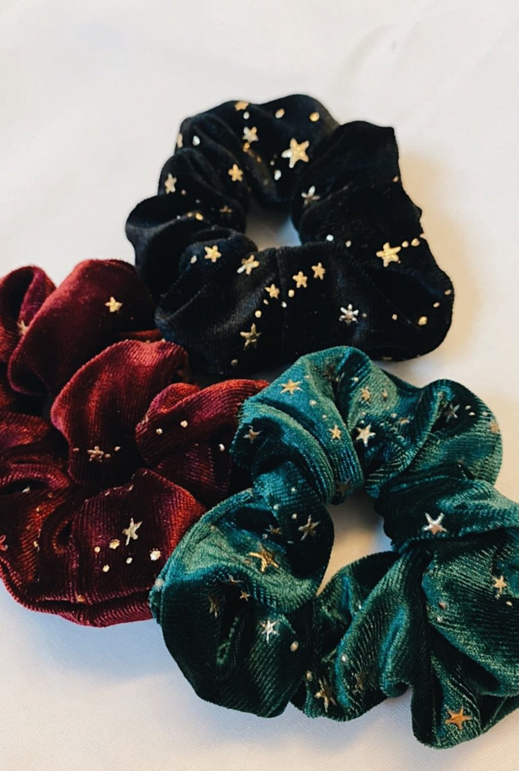 Moonlight Scrunchie