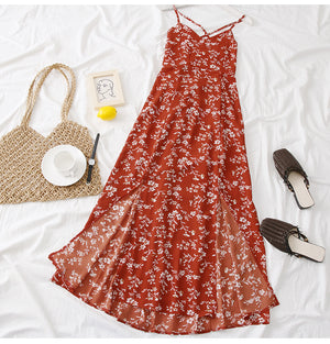 Dianne Floral Tied Dress