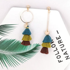 Linda Tassel Earrings