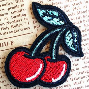 Fruits Iron On Patch