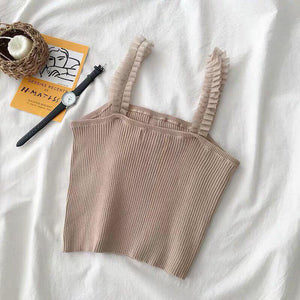 Basic Knitted Cami Top