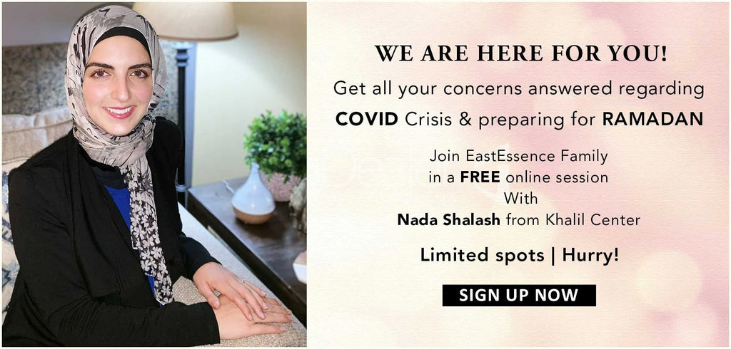 FREE Q&A session with an expert - Ms. Nada Shalash