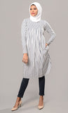 Straight line Kurti tunic-Final Sale