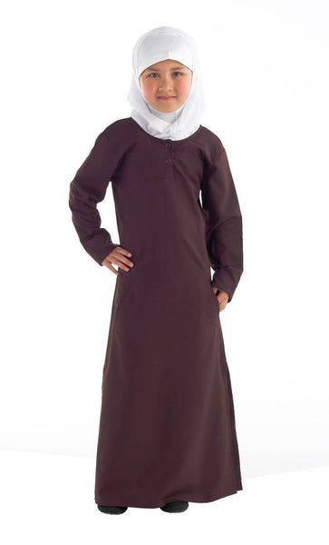 Al-Minhaal girls uniform w/ logo - EastEssence.com