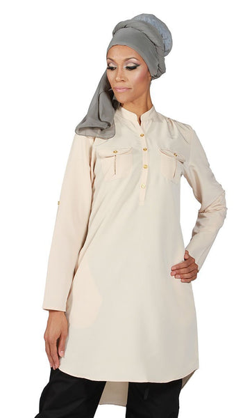 Amelle Shirt Tunic - EastEssence.com