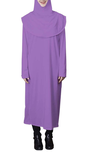 Basic 2pcs Abaya and Hijab Set *Size Up* - EastEssence.com