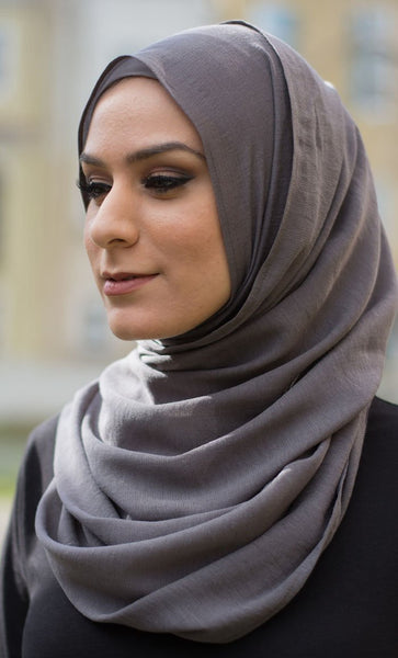 Basic Everyday Wear Rayon Blend Hijab - EastEssence.com
