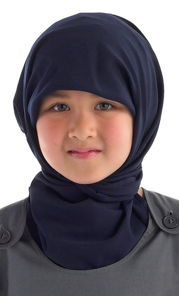 Basic Everyday Wear School Uniform Hijab - EastEssence.com