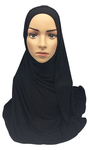 Basic Premium Modal Cotton Women'S Hijab Stole - EastEssence.com