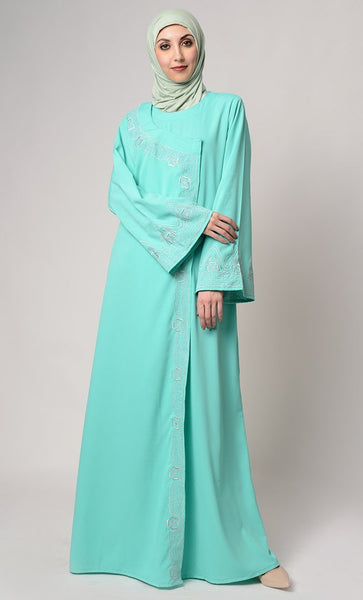 Beautiful Arabian Princess Abaya/ Jilbab - Kashibo - EastEssence.com