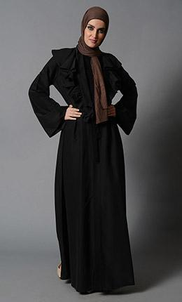 Black Kashibo Shrug-Final Sale Item - EastEssence.com