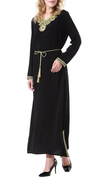 Casual Wear Abaya Dress - EastEssence.com