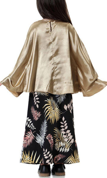 Classy Girls 2pc Set (Camel)-*Size Up* - EastEssence.com