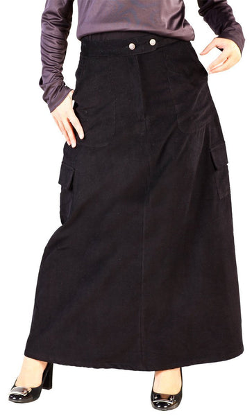 Corduroy Skirt - EastEssence.com