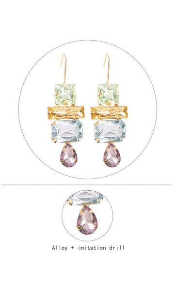 Different Shape Earrings - EastEssence.com
