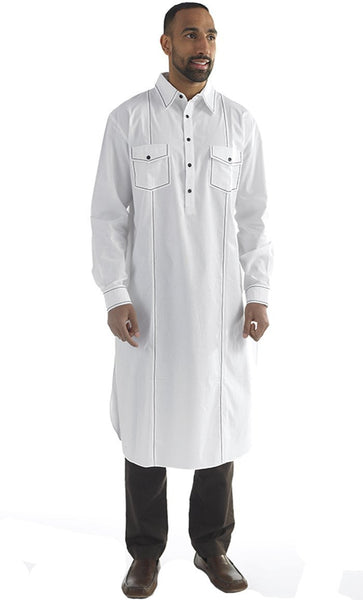 Fadi Mens Cotton Kurta - EastEssence.com