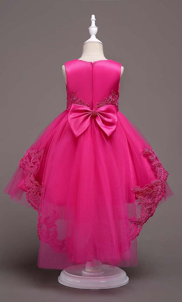 Fairytale Girl's Dress (Rose)-*Size Up* - EastEssence.com