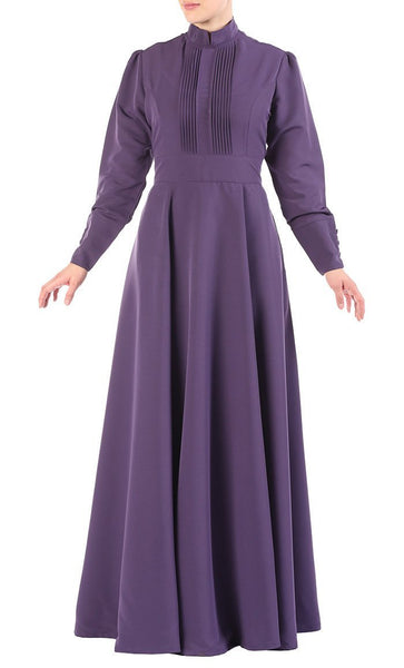 Hala high waist Abaya - EastEssence.com