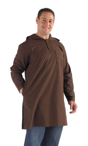 Hooded Farhan Kurti - EastEssence.com