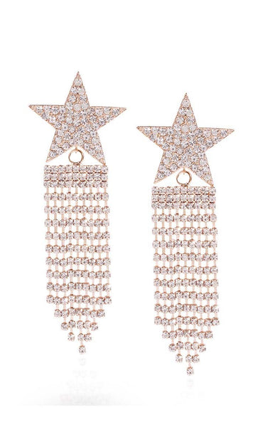 In The Star Earrings - EastEssence.com