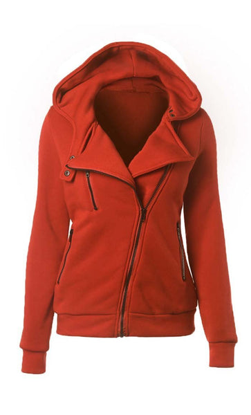 Love For Feelce Jacket - Orange - *Size Up* - EastEssence.com