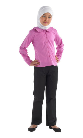 Girls Uniform Pants- Kids Sizes