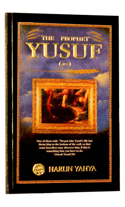 The Prophet Yusuf (a.s)  by Harun Yahya- Final Sale_Front_View