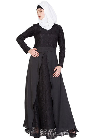 Party wear abaya dress-Final sale