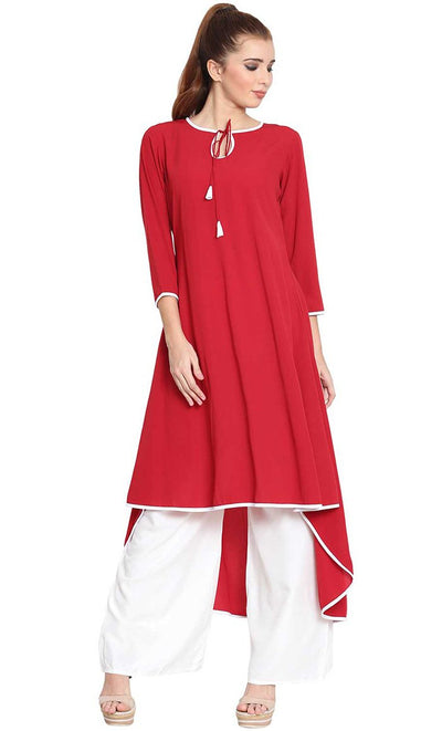 Sodiyo asymmetrical kurti-Final sale