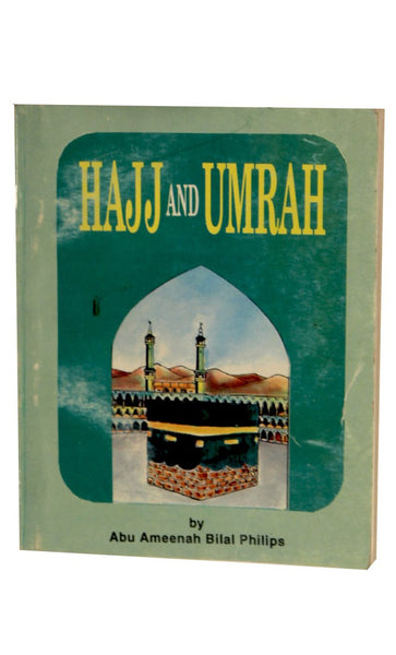 Hajj and Umrah - Final Sale Item_Front_View